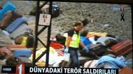 TRT'den skandal acı kıyaslaması