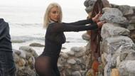 Kim Kardashian'dan cesur transparan