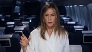 Jennifer Aniston'lu Emirates reklamına tepki