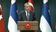Erdoğan'dan önemli açıklamalar.. CANLI