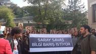 Öğrenciler fişleme yapan sivil polisi okuldan kovdu