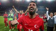 UEFA'dan Arda ve Hakan'a jest