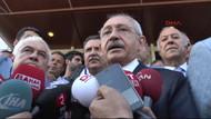 Kılıçdaroğlu: O bakanlar derhal istifa etmeli