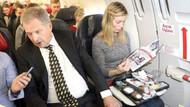 Finlandiya Cumhurbaşkanı tarifeli uçakla gelmiş!
