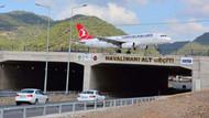 Türkiye'nin ilk havalimanı alt geçidi