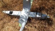 TSK Suriye sınırında hava aracı düşürdü!