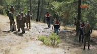 Türk hava sahasına giren İHA düşürüldü
