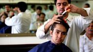 İran o saç tıraşını yasakladı
