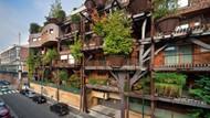 Doğal korumalı apartman