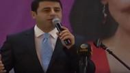 Demirtaş'tan Davutoğlu'na: İzdivaç programına çık
