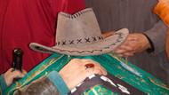 Yılmaz Köksal kovboy şapkasıyla uğurlandı