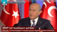 Bahçeli'den Abdullah Gül'e siyasete dön çağrısı
