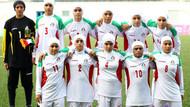 İran Kadın Milli Takımı'nın 8'i erkek!