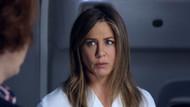 Jennifer Aniston uçakta duş alamadı