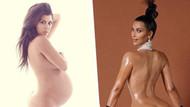 Kardashian ailesi çıplak poz vermeyi seviyor