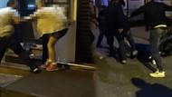 Taksim'de kadın düşmanına meydan dayağı