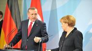 Merkel: Türkiye'ye muhtacız ama, AB'ye istemiyoruz