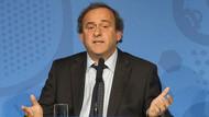Michel Platini'ye futboldan men cezası