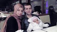 Polisi hamile eşinin yanında şehit ettiler!