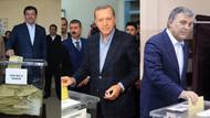 Erdoğan, Gül ve Davutoğlu pişti oldu