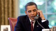 Obama'dan Davutoğlu'na tebrik