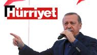 Hürriyet ayıplı fotomontaj için Erdoğan'dan özür diledi