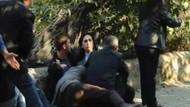 HDP'liler Silvan'a girmek istedi, Polis ateş açtı!