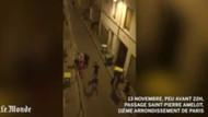 Paris'te saldırı anı! 100 kişiyi böyle öldürdüler