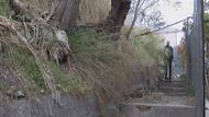 Cihangir'de demire asılmış ceset bulundu