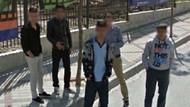 Google kamerası gören masum Türkler
