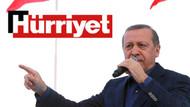 Hürriyet yazarları arasında Erdoğan kavgası çıktı!