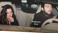 Engincan Ural sevgilisiyle yakalandı