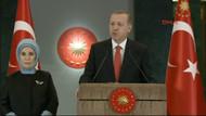 Erdoğan: IŞİD diye Türkmenleri vuruyorlar!