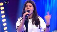 16 yaşındaki Berra Atahan jüriyi büyüledi