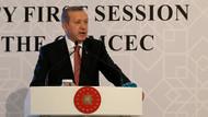 Erdoğan konuşuyor... CANLI
