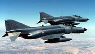 Savaş uçakları acil koduyla havalandı!