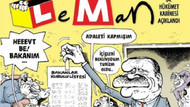 Leman'dan olay Erdoğan kapağı!