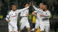 Beşiktaş Avrupa'da da lider!
