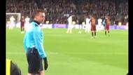 Barcelona maçına Hüseyin abi damgası