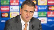 Hamzaoğlu'ndan Sneijder'e olay cevap!