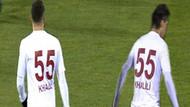 Süper Lig maçına aynı formayla çıktılar!