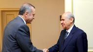 MHP açıkladı: Erdoğan ve Bahçeli görüştü mü?