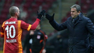 Hamzaoğlu: Sneijder'in karakteri zayıf!