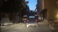 İstanbul Gazi Mahallesi'nde şafak operasyonu