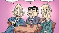 Seçimin kaybedenleri Penguen'in kapağında