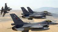 Genelkurmay: PKK'ya ait 16 hedef imha edildi!