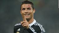 Ronaldo: Dünyanın en iyisi benim
