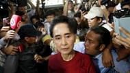 Myanmar'da müslümanlar oy kullanmadı!