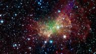 Evrenin en büyük patlaması fotoğraflandı