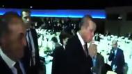 Erdoğan Rus muhabiri böyle susturdu!